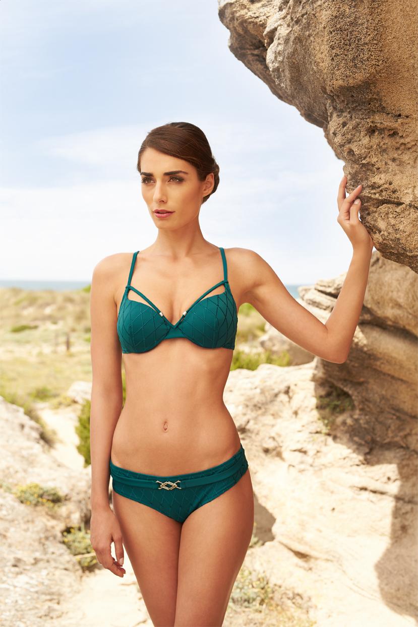 'JULINE' BH Form Bikini
