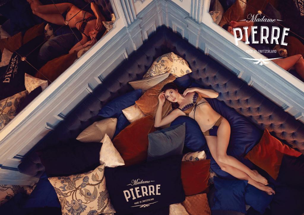 Look Book MADAME PIERRE Lingerie 2015-20162