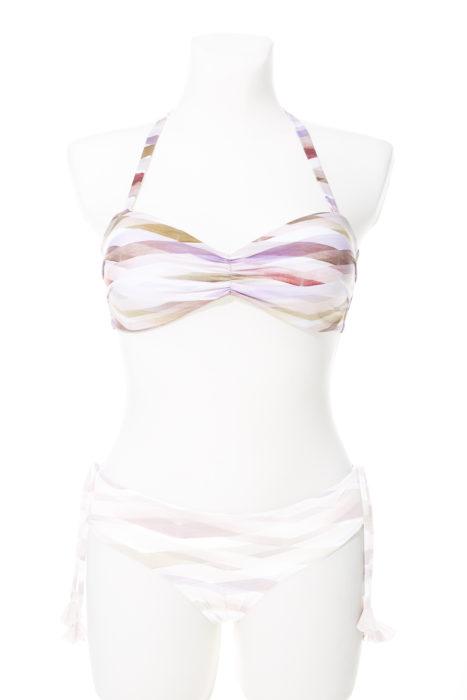 'PEACHES' Bikini Bandeau Form