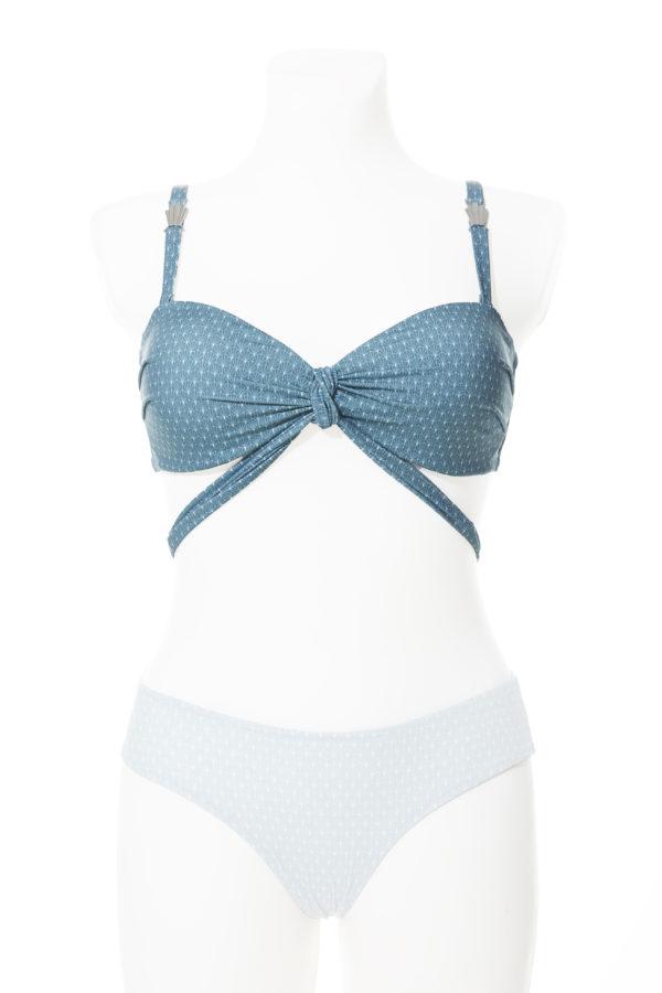 'IVY' Bikini Bandeau Form
