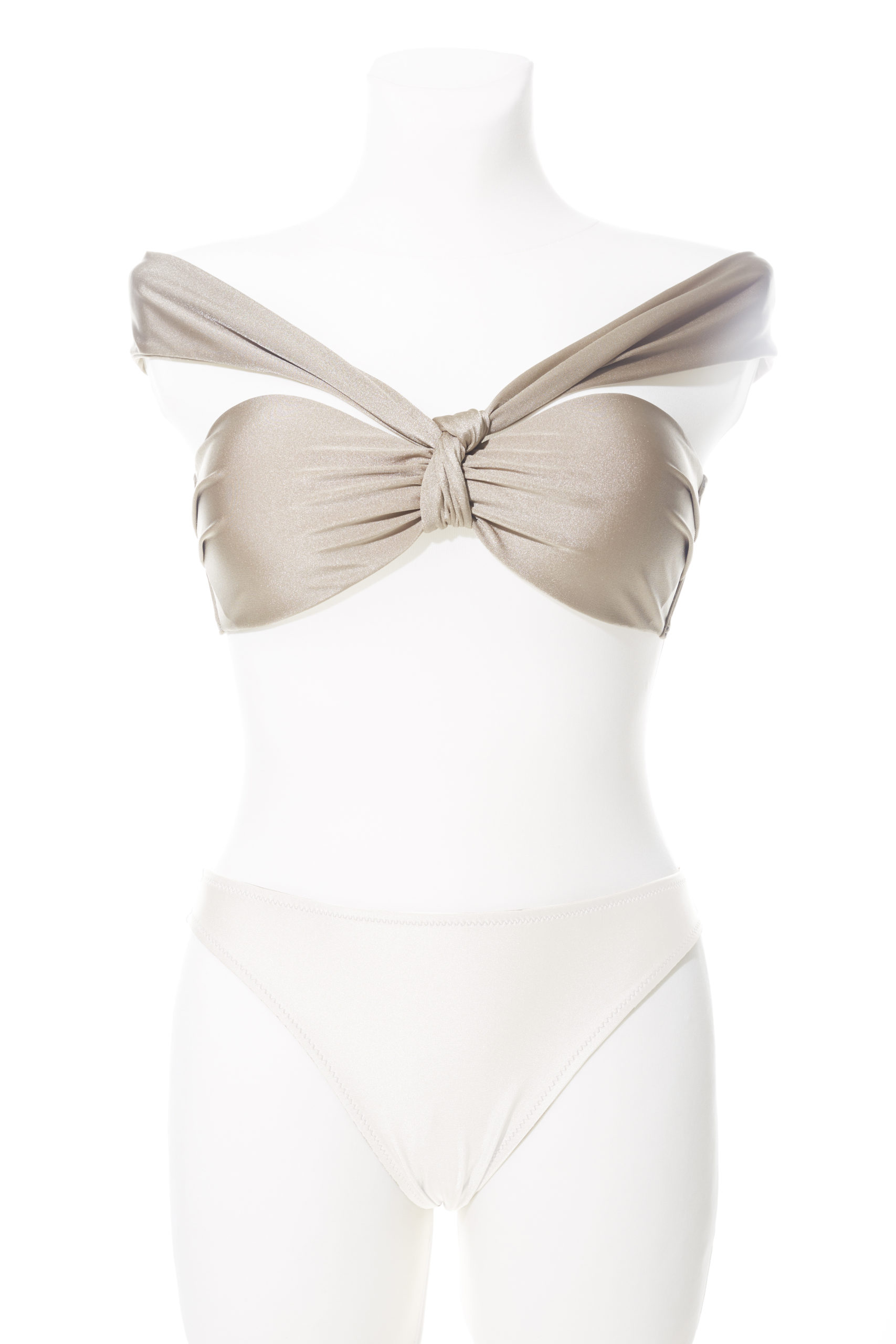 'VANILLA' Bikini Bandeau Form