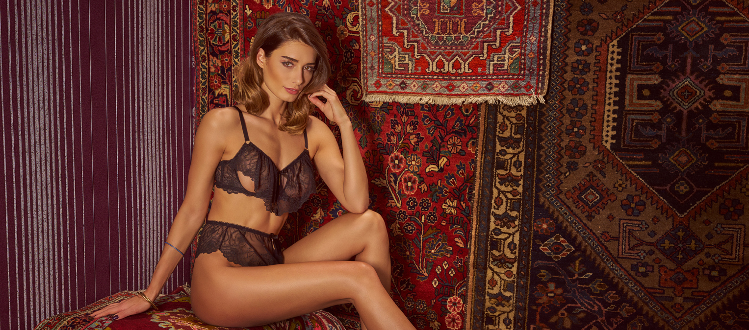 Madame Pierre Lingerie Winter