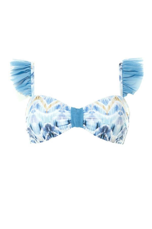 'VITTORIA' Bikini Bandeau Form