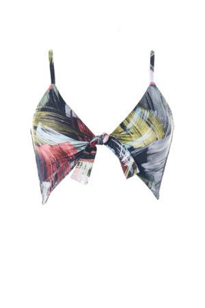 'MARIELLA' Bikini Long Top