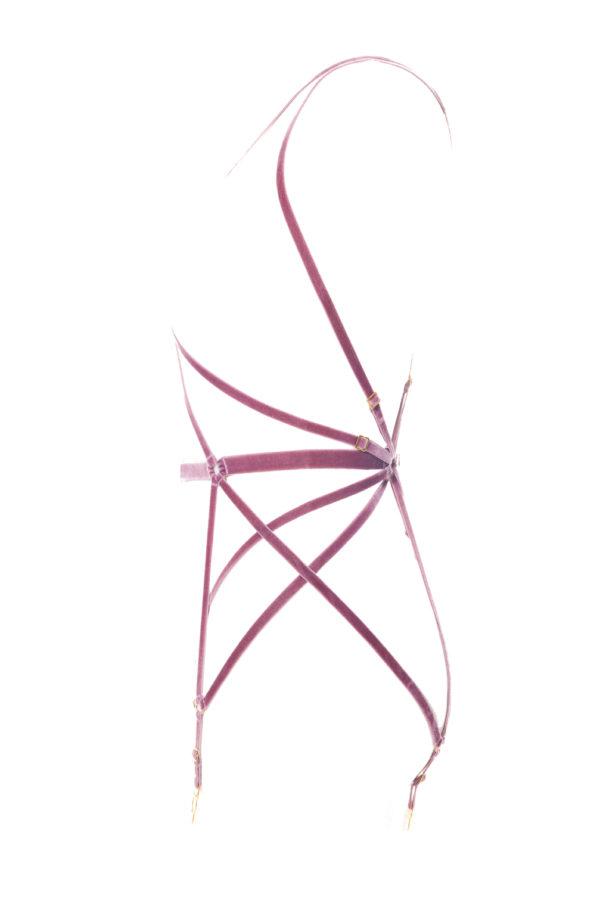 'MARIE ROSÈ' Harness