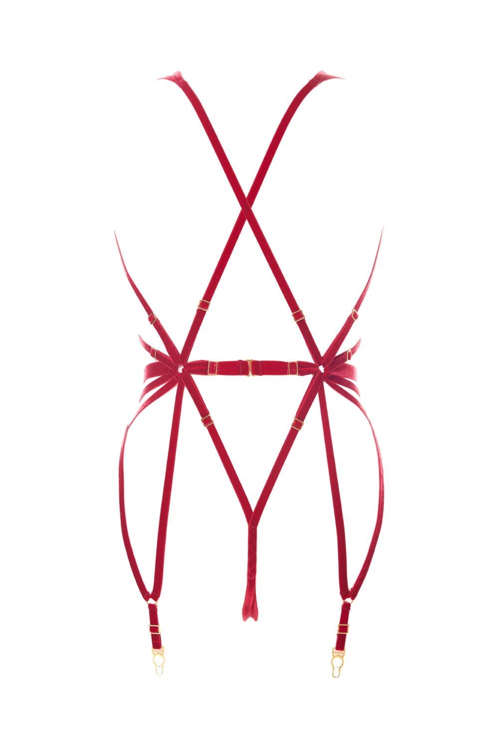 'MARIE ROUGE' Harness