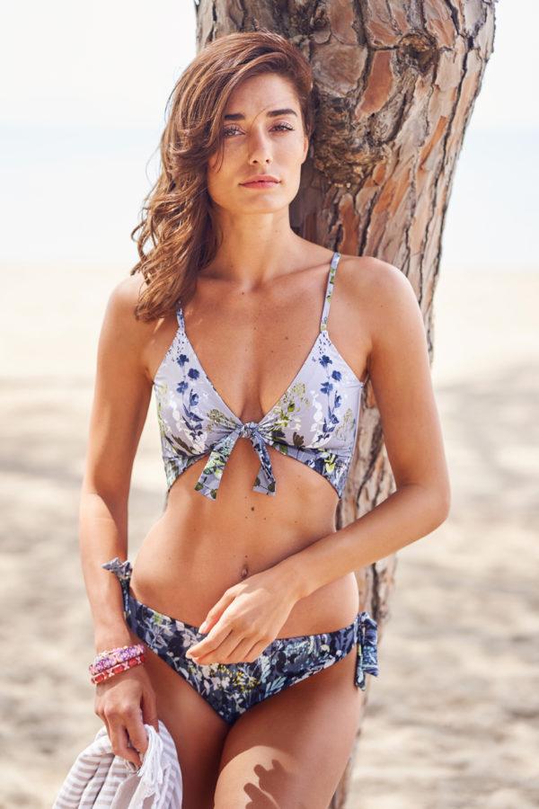 'VALENTINA' Bikini Long Top