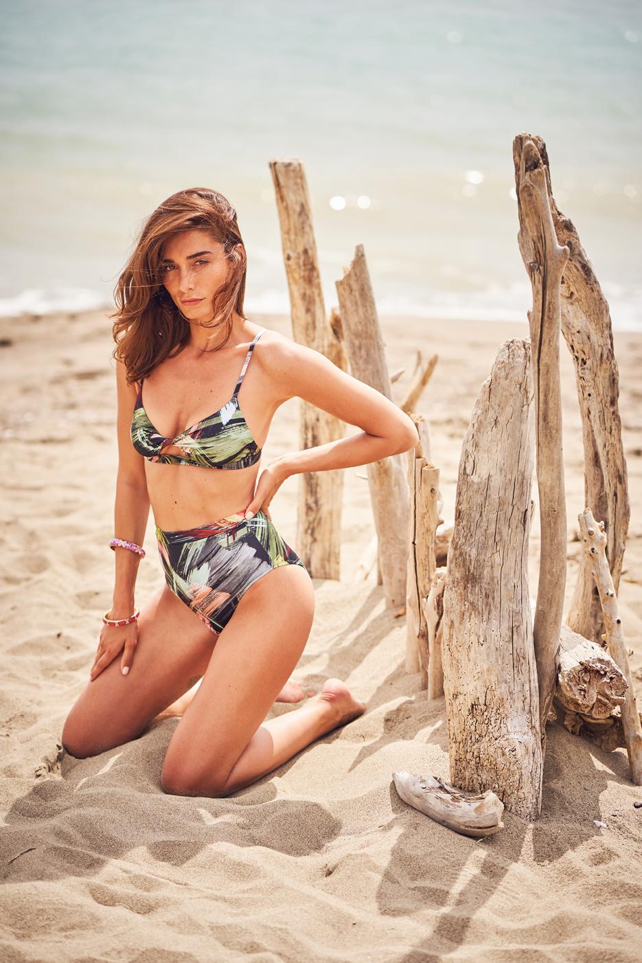 'VALERIA' Bikini Triangel Form