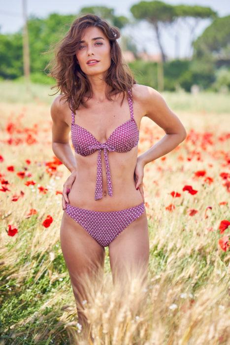 'CELIA' Bikini BH Form