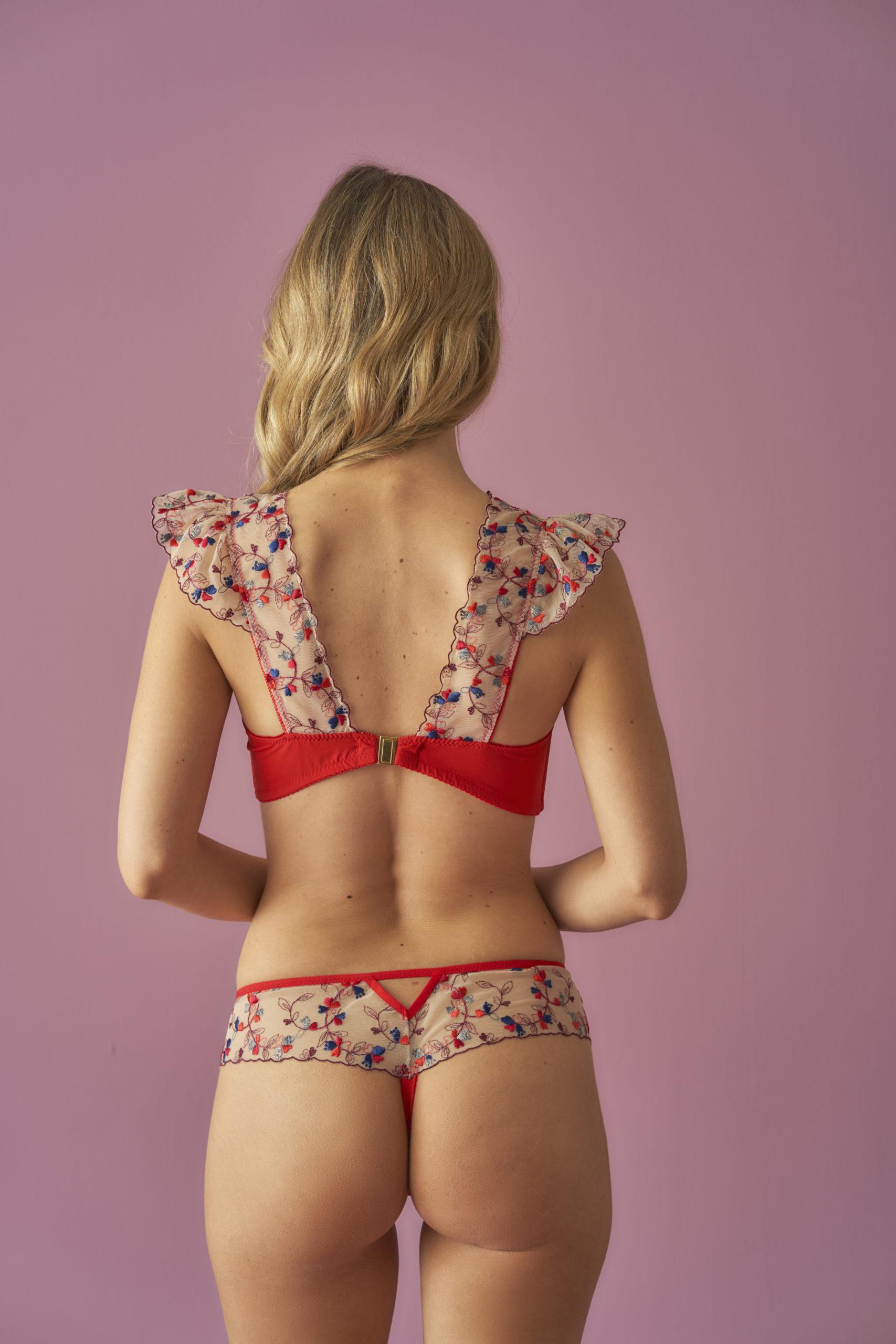 'CÉLESTINE' String Panty