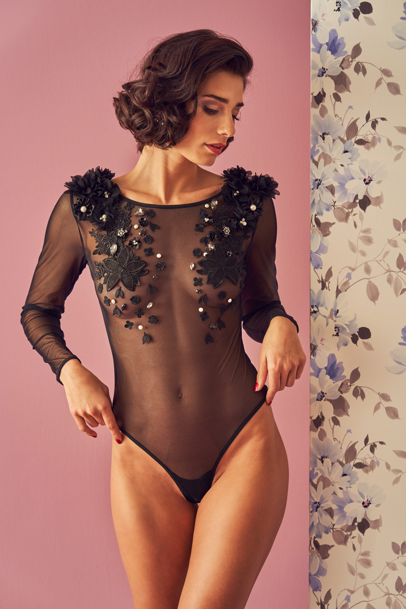 'CALLA' Couture Body