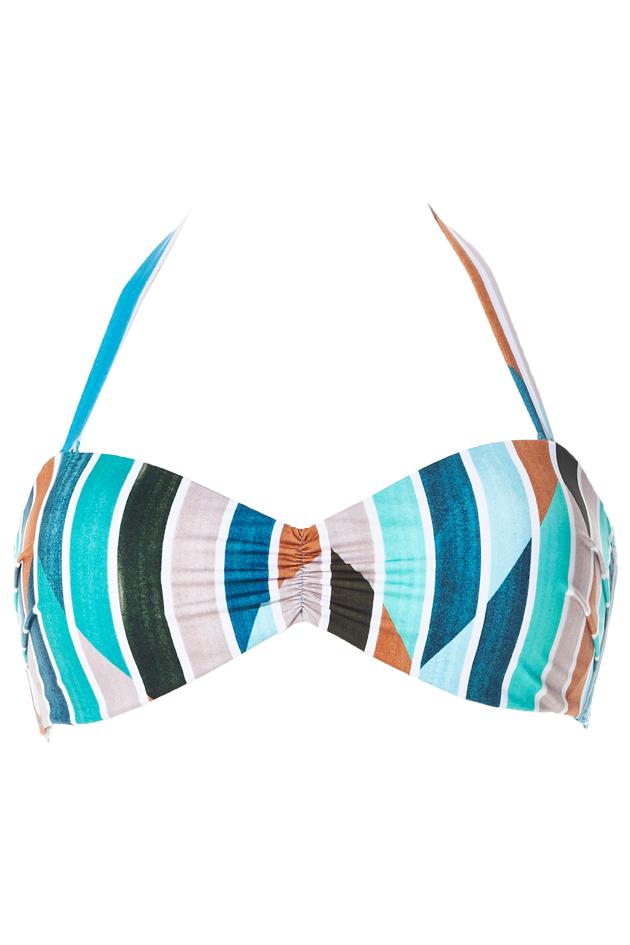 CARO Bandeau Bikini