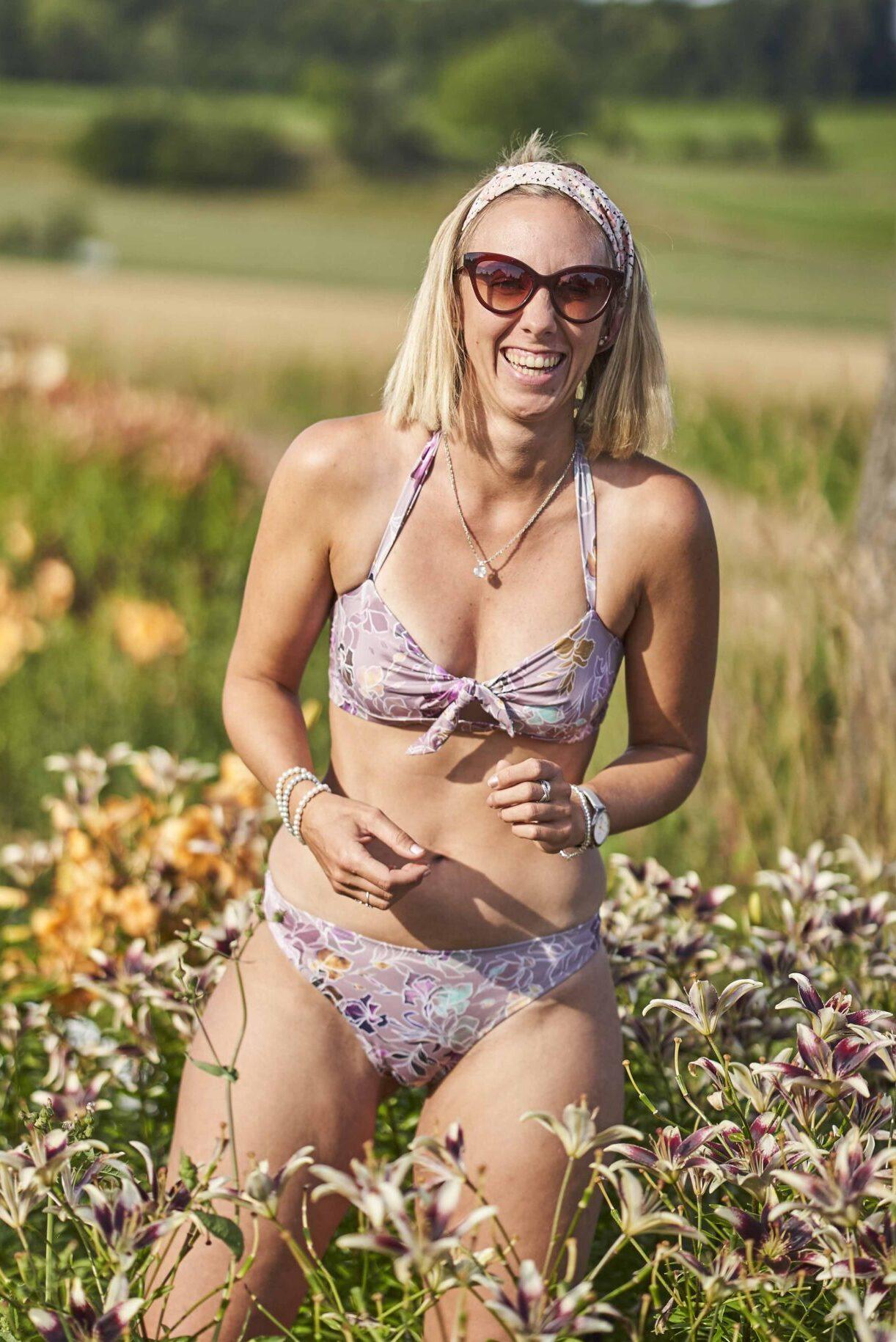 JUN Bustier Bikini